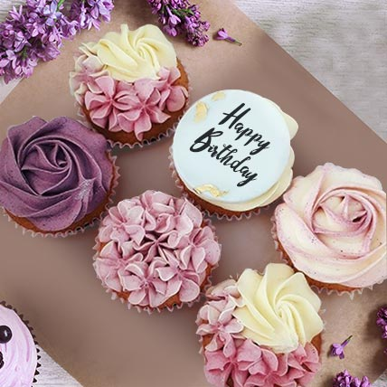 Yummy Cupcakes: Send Cakes to Bahrain