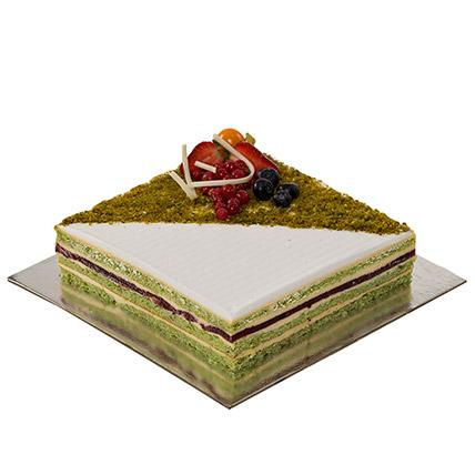 Delicious Le Verger Cake: Congratulations Cakes