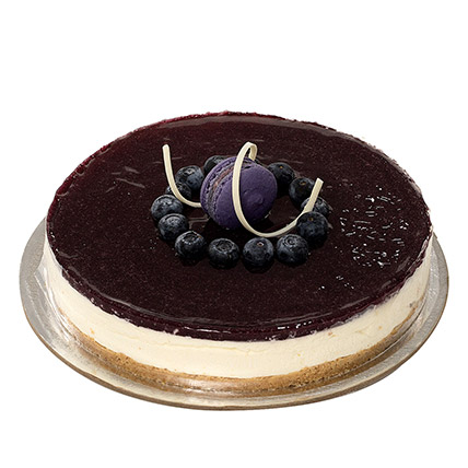 Delightful Blueberry Cheesecake: Thanksgiving Day Gifts