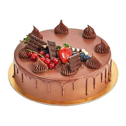 Fudge Cake: Cakes Delivery in Abu Dhabi