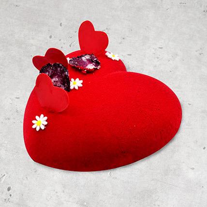 Mon Coeur Cake: Valentine Cakes to Al Ain