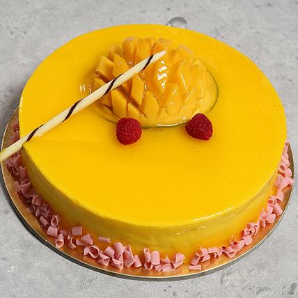 New Mango Cake: Mango Cakes