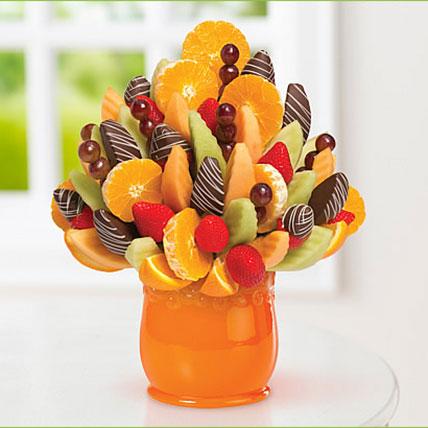 Orange Blossom with Swizzle Sampler: Edible Arrangements