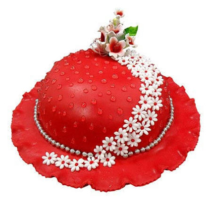 Scarlets Hat: Valentine Cakes to Dubai