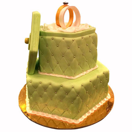 Attraction and Affection: Wedding Cake