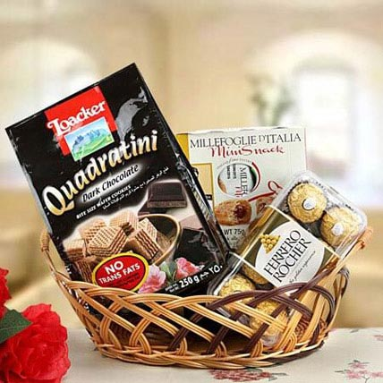 The Temptation: Gift Hampers