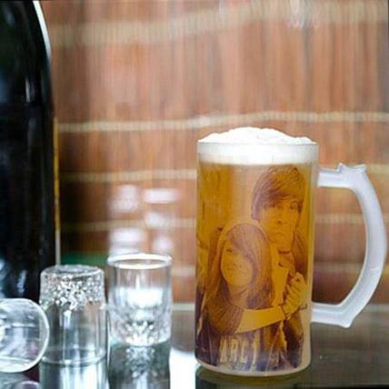 Funtime Personalize Beer Mug: Personalised Mugs
