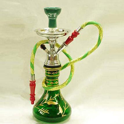 Smokers paradise: Hookah