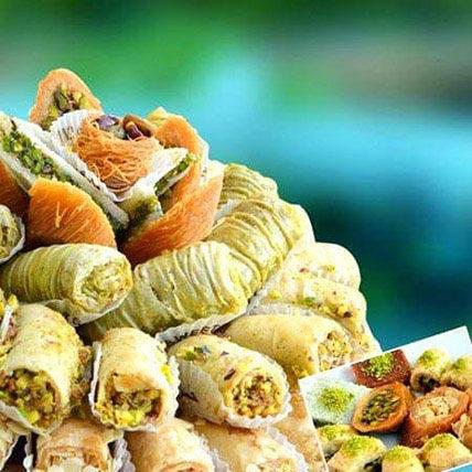 Baklava Extra: Arabic Sweets