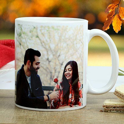 The special couple Mug: Personalised Anniversary Gifts