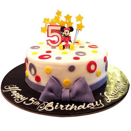 Amazing Minnie Cake: Minnie Mouse Cakes