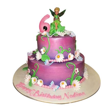 Fairy Tinkerbell Cake: Tinkerbell Cakes