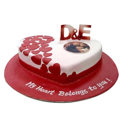 Little Hearts Cake: Premium Cakes
