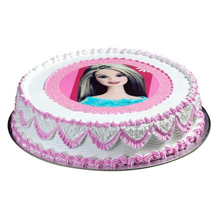 Barbie Special Cake: Barbie Cakes