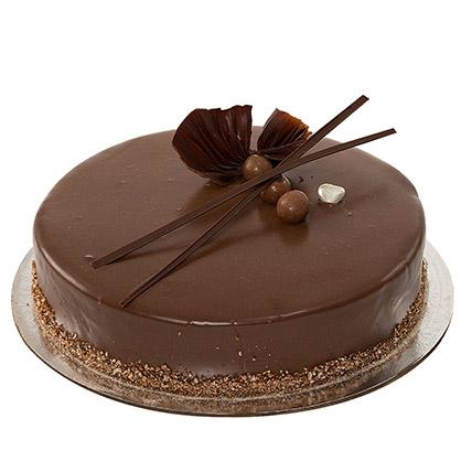 Yummy Chocolate Cake: Childrens Day Gifts