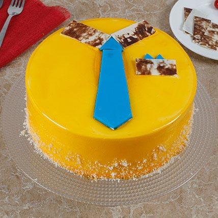 Summer Special Mango Cake: Designer Cakes  Delivery
