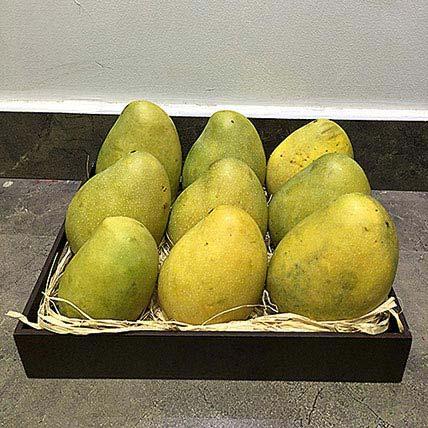 Mango Badami 3kg: Alphonso Mango Dubai