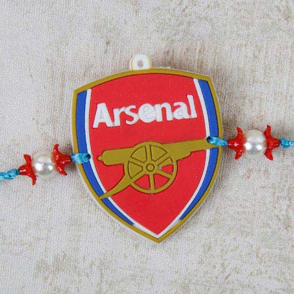 Modern Arsenal Rakhi: Cartoon Rakhi