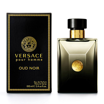 Versace Pour Homme Oud Noir by Versace for Men EDP: Perfumes