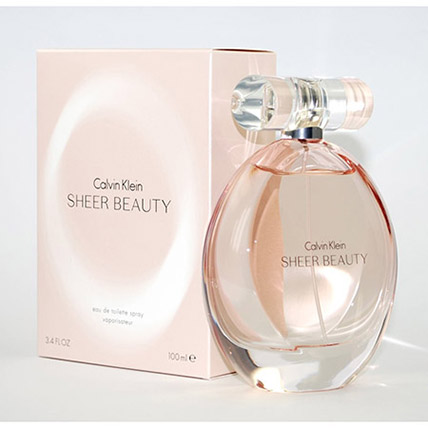 Sheer Beauty by Calvin Klein for Women EDT: Send Gifts to Sharjah