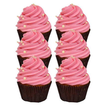 Sizzling Strawberry Cupcakes: Order Cupcakes