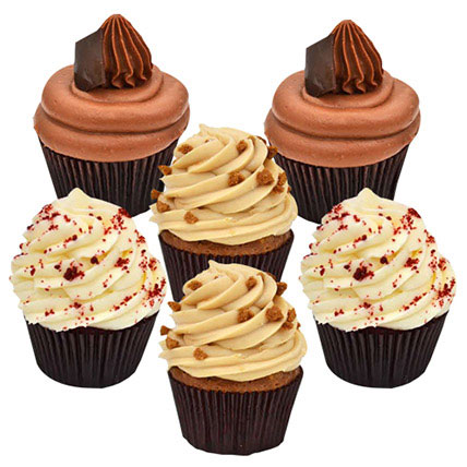 Yummy Cupcakes Six: Order Cupcakes