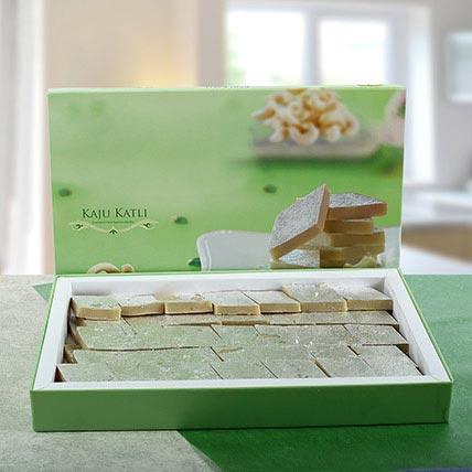 Delicious Kaju Barfi: Send Sweets in Ajman