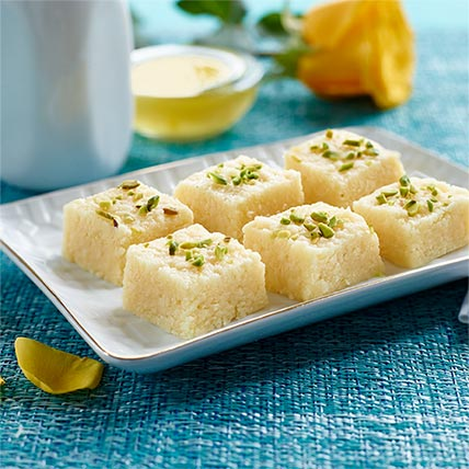 Yummy Khoya Barfi: Indian Sweet Shop