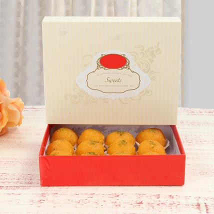 Delicious Motichoor Laddoo: Mothers Day Sweets