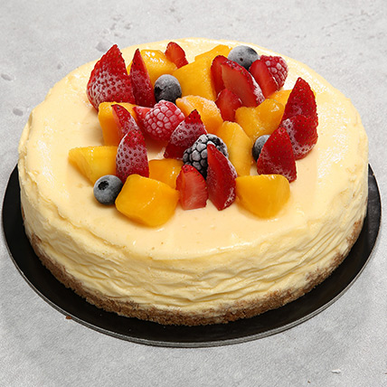 Baked Cheesecake: Cheesecakes