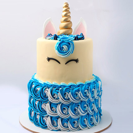 Magical Unicorn Cake 6 Kg: Unicorn Cakes