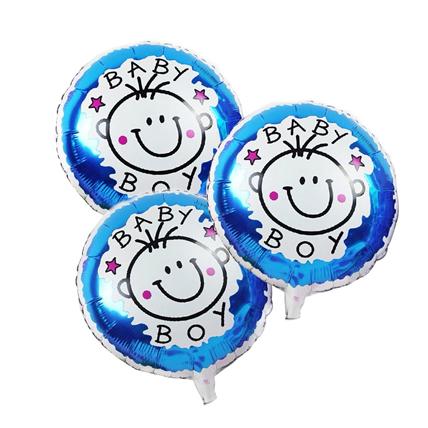 Its A Boy Foil Balloons: Balloons