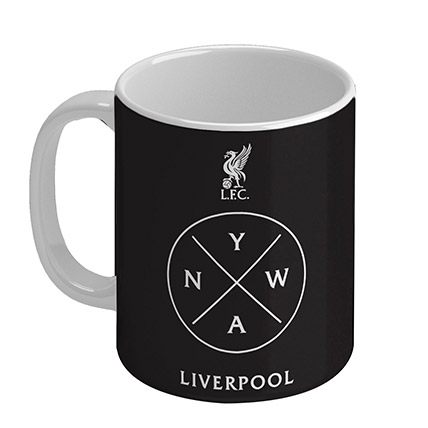 Liverpool FC You will never walk alone Coffee Mug: Unique Gifts