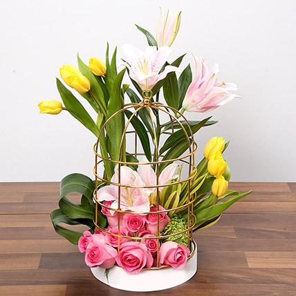 Paradisiacal Fantasy: Premium Flowers