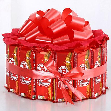 Chocolate affair: Buy Anniversary Chocolates