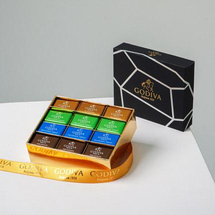 Box Of Delectable Godiva Chocolates 24 Pcs: Eid Gifts to Ras Al Khaimah