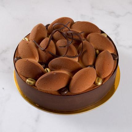 Tiramisu Cake: Wedding Cakes