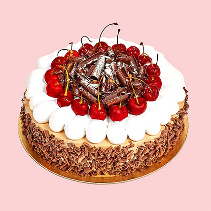 4 Portion Blackforest Cake: Anniversary Cakes