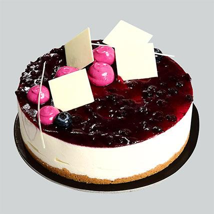 Blueberry Cheesecake: Cheesecakes Delivery Dubai