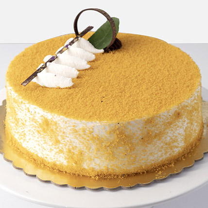 4 Portions Honey Cake: Cakes Delivery in Sharjah