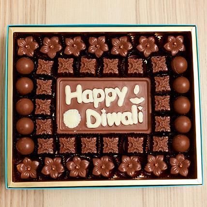 Happy Diwali Limited Edition Chocolate Box: Diwali Gifts