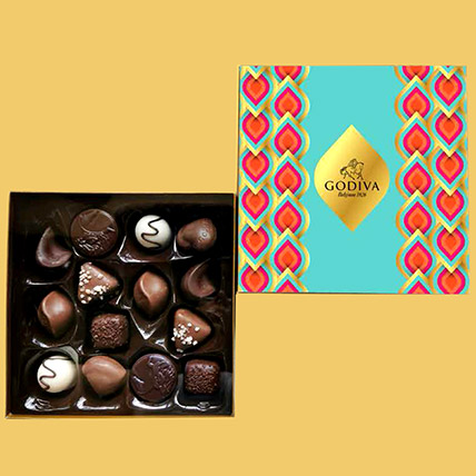 Godiva Assorted Chocolates 14 Pcs: Diwali Chocolates