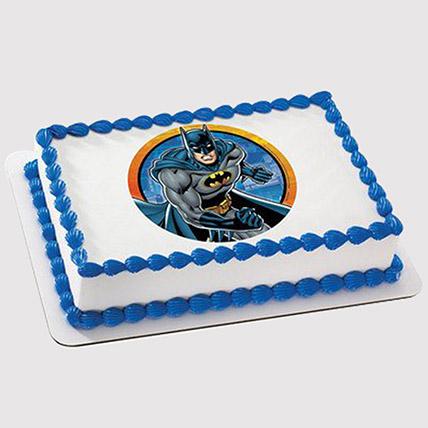 Batman Photo Cake: Batman Cakes