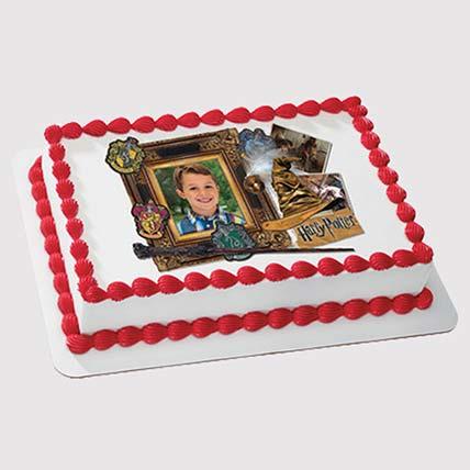 Harry Potter Photo Cake: Harry Potter Cakes