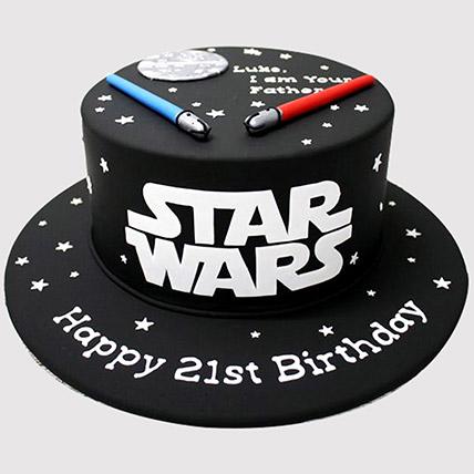 Star Wars Cake: Star Wars Cakes