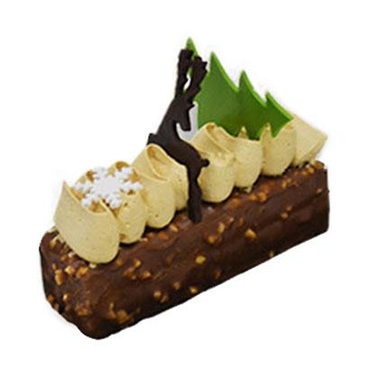 Snickers Mono Log Cake Combo: Log Cakes