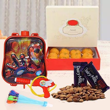 Holi Hamper For All: Holi Gifts