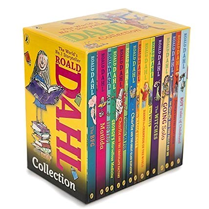 Roald Dahl Phizz Whizzing Collection:  Book Store