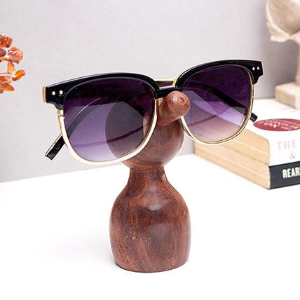 Doll Shaped Eyeglass Holder: Home Decor Items