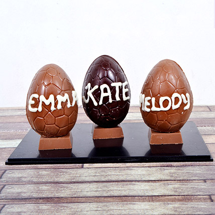 Personalised Chocolate Easter Egg: Gifts for Brother